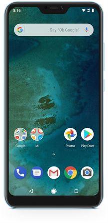 Infi Shop  Xiaomi Redmi 6A Dual SIM - 16GB 2GB RAM 4G LTE Black