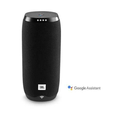 Picture of JBL Link 20 Wireless Bluetooth Voice-activated Portable Speaker - Black