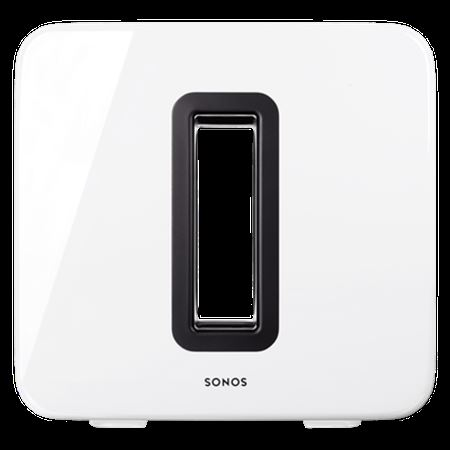 Picture of Sonos SUB- Wireless Subwoofer Gloss White