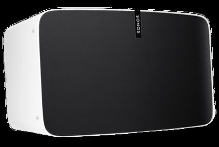 Picture of Sonos Zone Player PLAY:5 Gen2 White PL5G2UK1
