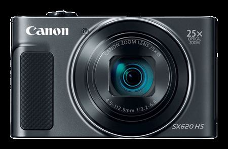 Picture of Canon PowerShot SX620 HS - 20 MP Compact Camera - Black