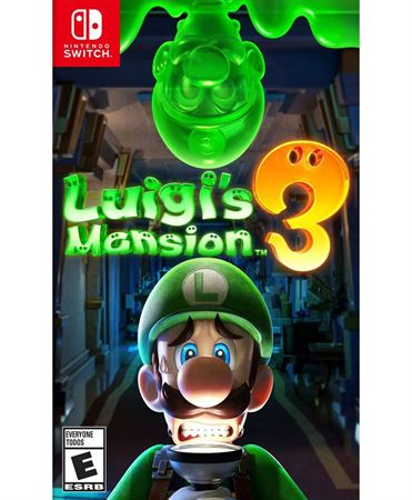 Picture of Luigi's Mansion 3 Switch (NTSC)