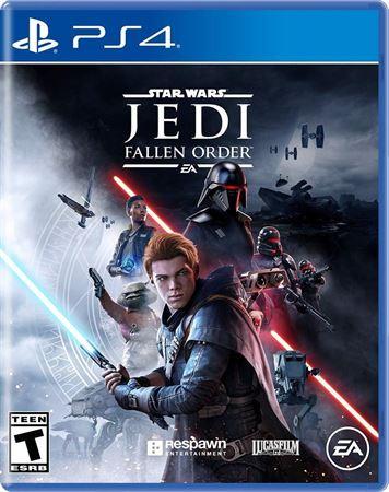 Picture of Star Wars Jedi: Fallen Order - PS4