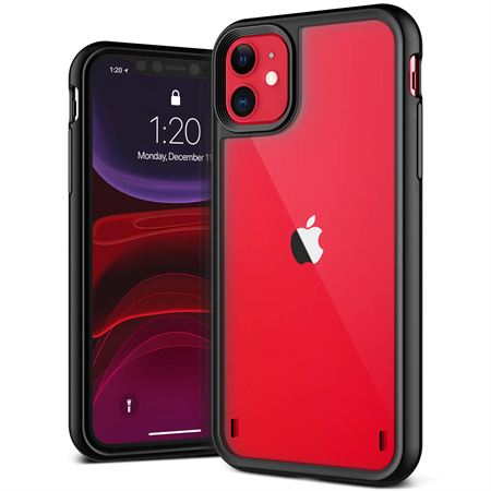 Picture of VRS Design iPhone 11 Crystal Mixx cover / case - Black