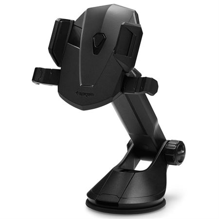 Picture of Spigen Kuel AP12T Premium Car Mount Holder Auto One Touch for Smartphone - Dashboard / Windshield