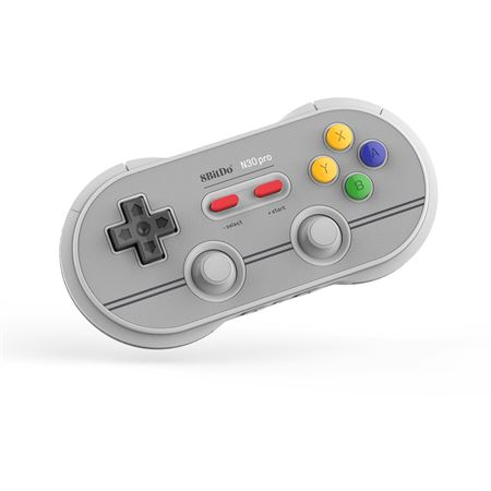 Picture of 8BitDO N30 Pro 2 - 6 edition Bluetooth wireless GamePad for Nintendo Switch / Windows / macOS / Steam / Android / Raspberry Pi