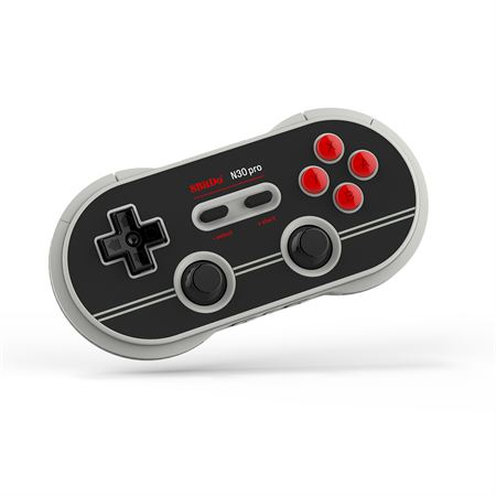 Picture of 8BitDO N30 Pro 2 - N edition Bluetooth wireless GamePad for Nintendo Switch / Windows / macOS / Steam / Android / Raspberry Pi