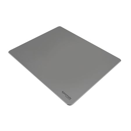 Picture of Promate MetaPad-2 Premium Ultra-Slim Aluminium Mouse Pad with Anti-Skid Rubber Base  Optimized Tracking Surface and Large Working Area - Grey