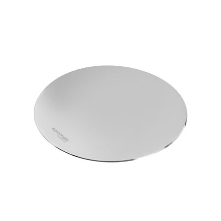 Picture of Promate MetaPad-1 High-Quality Ergonomic Aluminium Mouse Pad with Non-Slip Rubber Base and Anti-Stain High Accuracy Optimized Track - Silver