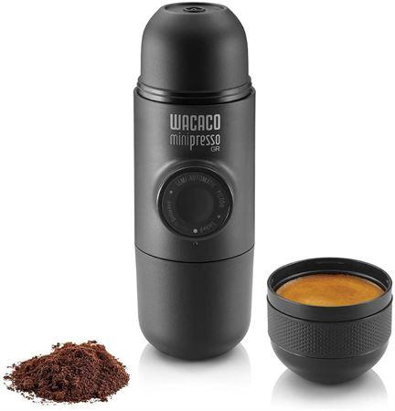 Picture of Wacaco Minipresso GR Portable Espresso Maker Black