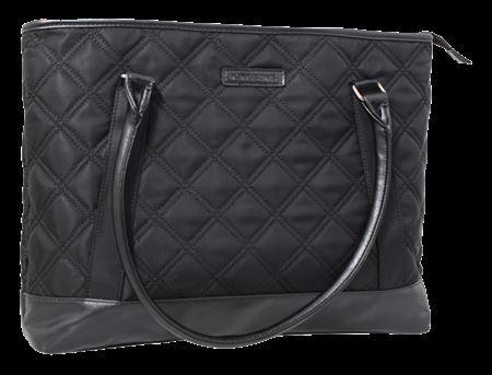Picture of Kingsons Vogue Series 15.6-inch Ladies Bag Black