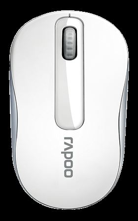 Picture of Rapoo M10 Plus Wireless Mouse White
