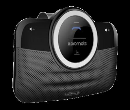 Picture of Promate Car Bluetooth Speakerphone  Hands-Free Bluetooth Car Kit