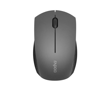 Picture of Rapoo 3360 Mini Wireless Optical Mouse Grey