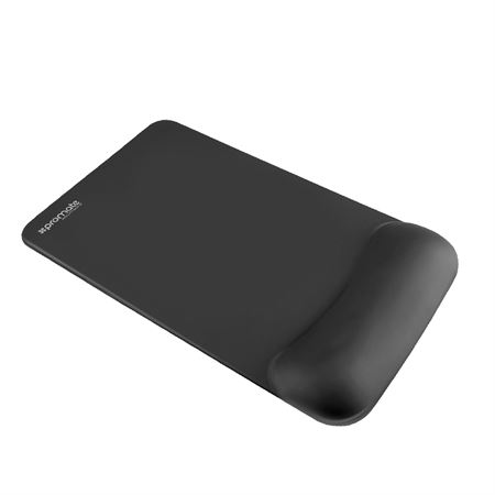 Picture of Promate Accutrack-2  Mouse Pad  Mouse Pad with Memory Foam Wrist Support - Black