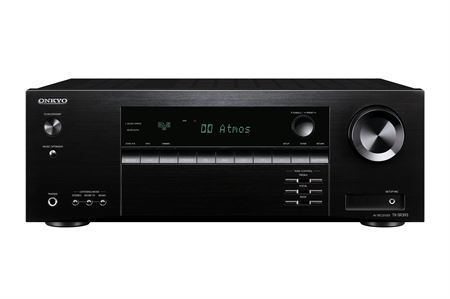 Picture of Onkyo TX-SR393 5.2-Channel A/V Receiver Black