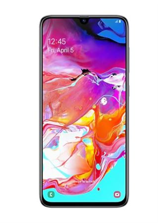 Picture of Samsung Galaxy A70 Dual SIM 128GB 4G LTE - White