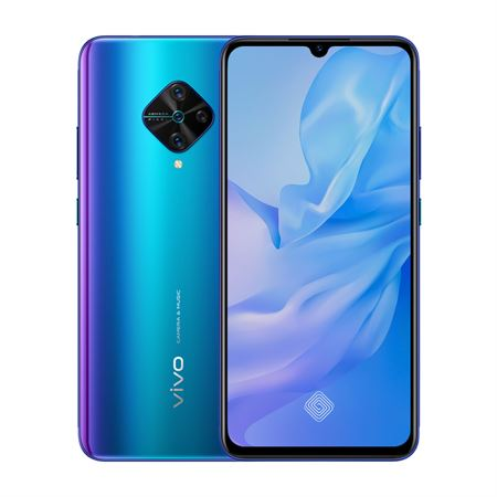 Picture of Vivo S1 Pro Dual SIM 8GB RAM 128GB 4G LTE - Nebula Blue