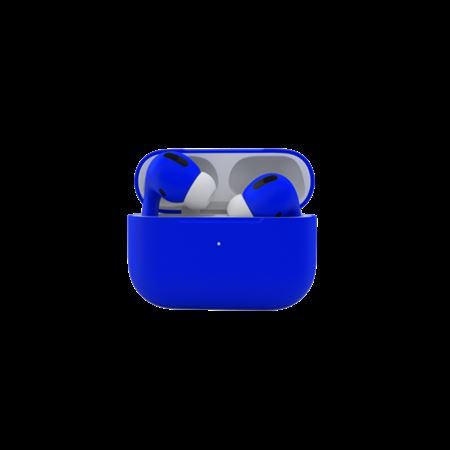 Picture of Merlin Craft Apple Airpods Pro - Blue Matte