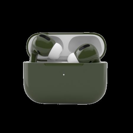 Picture of Merlin Craft Apple Airpods Pro - Green Glossy