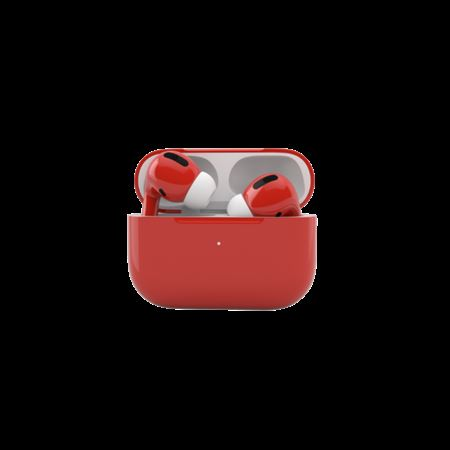 Picture of Merlin Craft Apple Airpods Pro -  Red Glossy