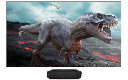 Picture of Hisense 100L5 4K Smart Laser Television 100inch 4K UHD Android (2020)