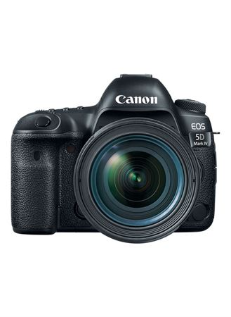 Picture of Canon EOS 5D Mark IV Camera With Lens Kit