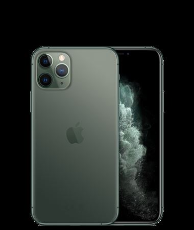 Picture of Apple iPhone 11 Pro 512GB Midnight Green with FaceTime