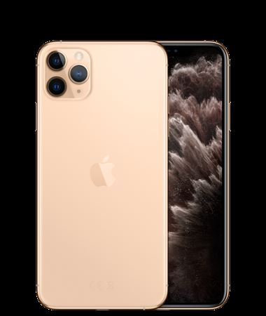 Picture of Apple iPhone 11 Pro Max 256GB Gold with FaceTime