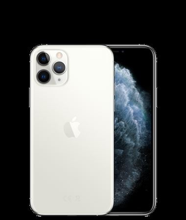 Picture of Apple iPhone 11 Pro 256GB Silver with FaceTime