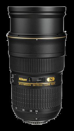 Picture of Nikon AF-S Nikkor 24-70mm f/2.8G ED for Nikon DSLR Cameras