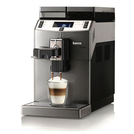 Picture of SAECO 10004768 Lirika One-Touch Cappuccino Espresso Coffee Machine