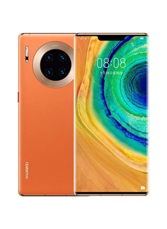 Picture of HUAWEI Mate 30 Pro Dual SIM 8GB RAM 256GB 5G - Orange