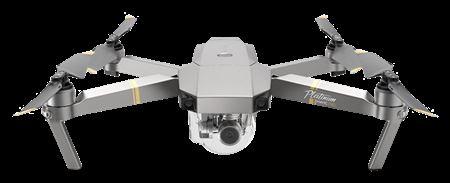 Picture of DJI Mavic Pro Platinum Drone