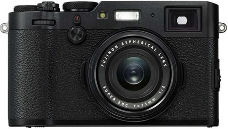 Picture of Fujifilm Digital Camera X100F - 24.3 MP Point & Shoot  Black