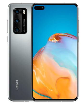 Picture of Huawei P40 Pro 5G 256GB Smartphone -  Silver Frost