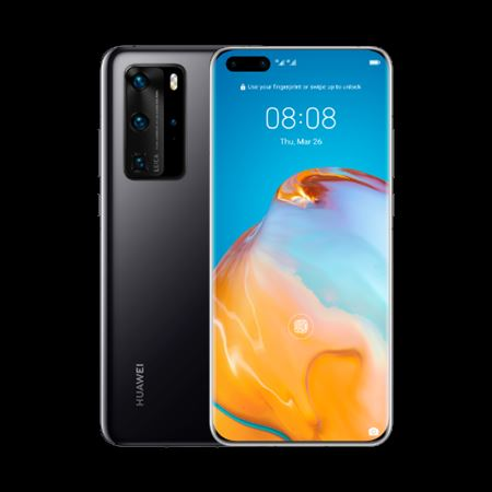 Picture of Huawei P40 Pro 5G 256GB Smartphone -  Black
