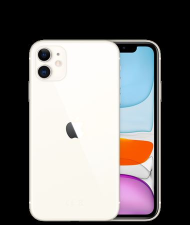 Picture of Apple iPhone 11 256GB White with FaceTime