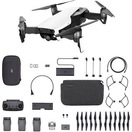 Picture of DJI Mavic Air Fly More Combo - Arctic White