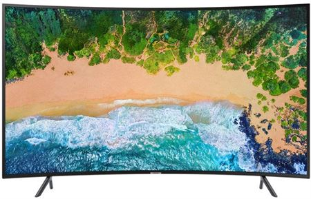 Picture of Samsung 65 Inch UHD Curved Smart TV - UA65NU7300KXZN