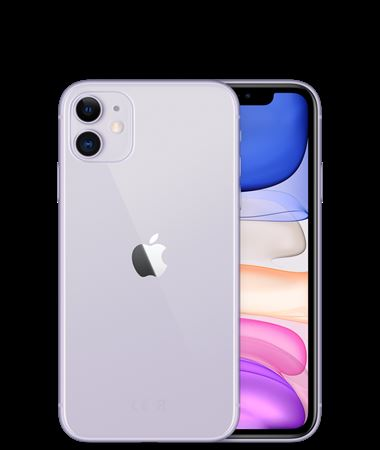 Picture of Apple iPhone 11 128GB Purple with FaceTime