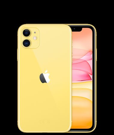Picture of Apple iPhone 11 128GB Yellow with FaceTime
