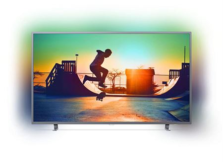 Picture of Philips 65 inch 4K Ultra Slim LED Smart TV - 65PUT6703