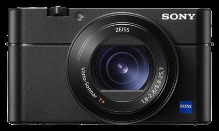 Picture of Sony Cyber-shot DSC-RX100 V Digital Camera