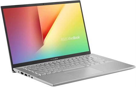 "Picture of Asus VivoBook 14 X412UB-EK030T Laptop Intel Core i5-8250U 3.4 GHz 8GB RAM 1000GB HDD+128GB SSD 2GB Nvidia Geforce MX110 14 "" Windows 10 - Silver"