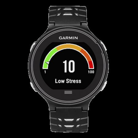 Picture of Garmin Forerunner 630 GPS Smartwatch Black and White