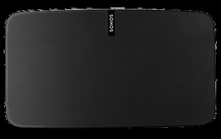 Picture of Sonos Zone Player PLAY:5 Gen2 Black PL5G2UK1