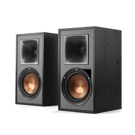 Picture of Klipsch R-51PM Powered Speakers - BLK/GNM