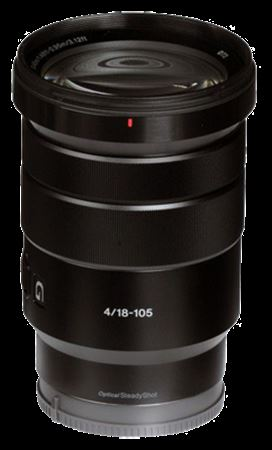 Picture of Sony E PZ 18-105mm f/4 G OSS Lens Black