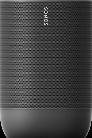 Picture of Sonos Move: Battery-Powered WiFi + Bluetooth Speaker